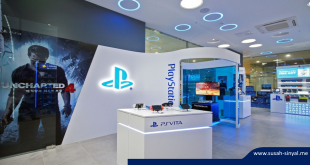 Sony PlayStation store-retail