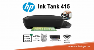 HP Ink Tank 415 series